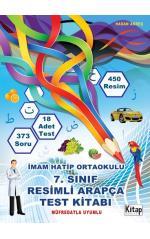 7. Sınıf Renkli Arapça Test KitabıHasan Akreş