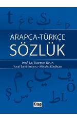 Arapça - Türkçe Sözlük  Tacettin Uzun